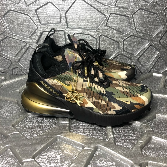 9a8922d669 Nike Shoes   Air Max 270 Doernbecher Freestyle Aiden Barbe   Poshmark